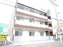 リブリ・クオーレ北坂戸[2階]の外観