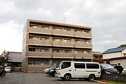 クローヴェーサウスタカハマ[3階]の外観