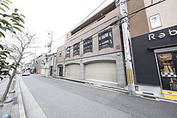 兵庫県西宮市上大市1丁目の賃貸マンションの外観