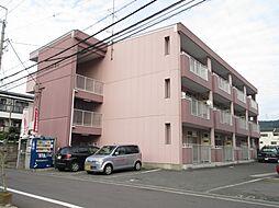 大阪府柏原市国分市場2丁目の賃貸アパートの外観