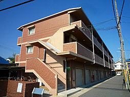 大阪府茨木市太田3丁目の賃貸マンションの外観