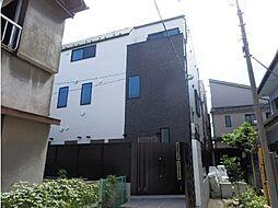 [テラスハウス] 東京都大田区池上7丁目 の賃貸【/】の外観