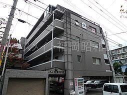 福岡県福岡市中央区平尾3の賃貸マンションの外観