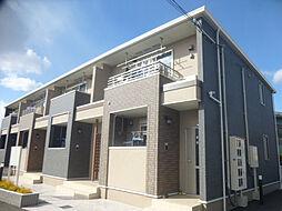 JR姫新線 本竜野駅 徒歩19分の賃貸アパート