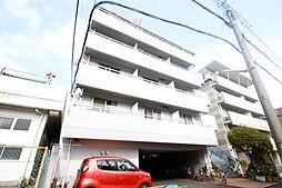 広島県広島市南区宇品西2丁目の賃貸マンションの外観