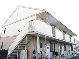大阪府寝屋川市高宮1丁目の賃貸アパートの外観