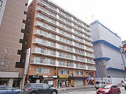 北海道札幌市北区北七条西4丁目の賃貸マンションの外観