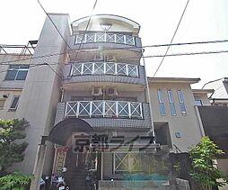 京都府京都市中京区西ノ京原町の賃貸マンションの外観