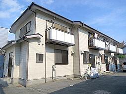 田中コーポ[1階]の外観