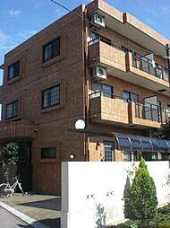 東京都練馬区石神井台3丁目の賃貸マンションの外観