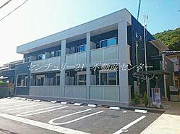 JR津山線 備前原駅 徒歩16分の賃貸アパート