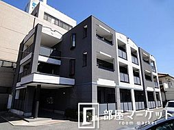 愛知県豊田市挙母町5丁目の賃貸マンションの外観