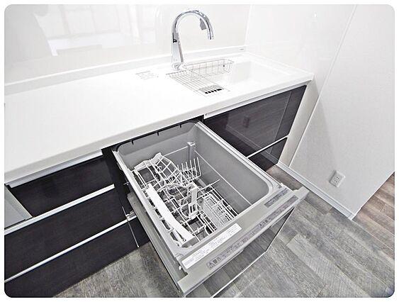 食洗器付きです...