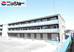 MastTownLuciaB棟[1階]の外観