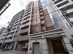 スカイシャトレ箱崎南[4階]の外観