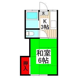 東武練馬駅 3.8万円