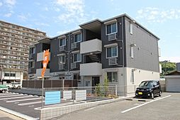 福岡県福岡市西区姪の浜1丁目の賃貸アパートの外観