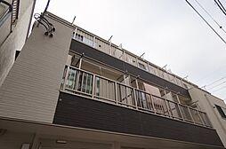 ソネット武蔵新城[3階]の外観