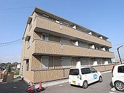 兵庫県姫路市飯田の賃貸マンションの外観