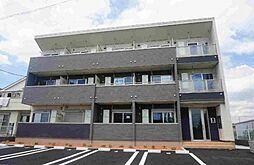 埼玉県八潮市大字垳の賃貸アパートの外観