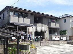 愛知県名古屋市緑区徳重4丁目の賃貸アパートの外観