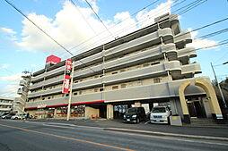 広島県広島市佐伯区八幡2丁目の賃貸マンションの外観