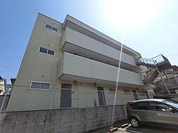 千葉県千葉市若葉区西都賀1丁目の賃貸アパートの外観