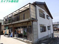 三重県桑名市高塚町5丁目の賃貸アパートの外観