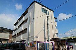 ヴィブレ・ハイム[4階]の外観