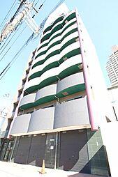 兵庫県神戸市灘区岩屋南町の賃貸マンションの外観