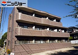 ルピナスUMESATO[3階]の外観