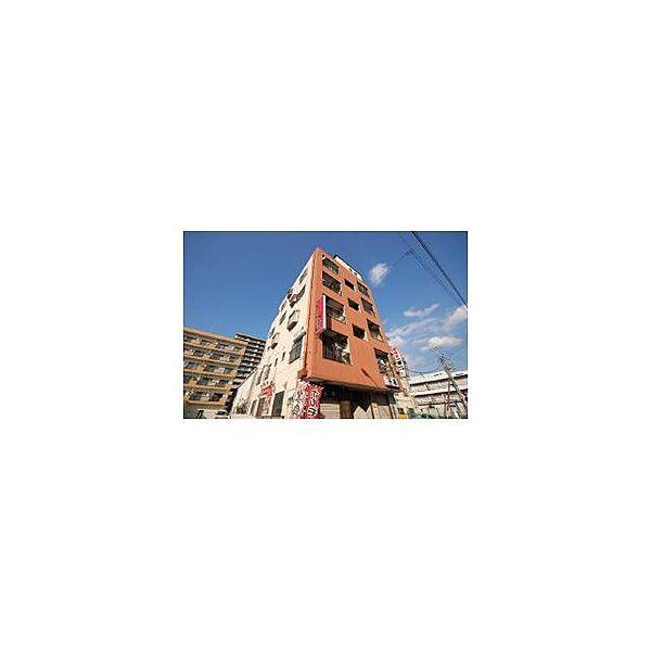 034CHIBA[2階]の外観