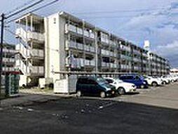 ビレッジハウス高田[4階]の外観