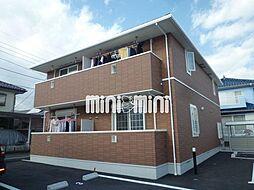 静岡県富士宮市中島町の賃貸アパートの外観