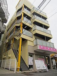 西尾ビル[3階]の外観