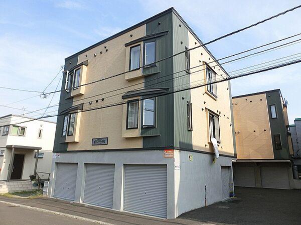 プレシャス八番館 2階の賃貸【北海道 / 札幌市東区】