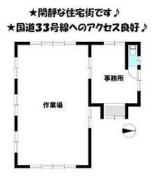 (事業用)店舗・事務所 松山市森松町[店舗(建物一部)]