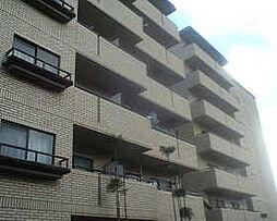 京都府京都市右京区嵯峨五島町の賃貸マンションの外観
