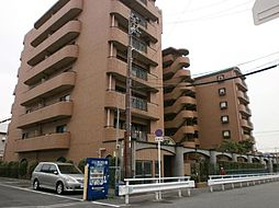 大阪府大阪市平野区瓜破1の賃貸マンションの外観