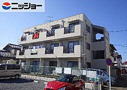 石居コーポ[3階]の外観