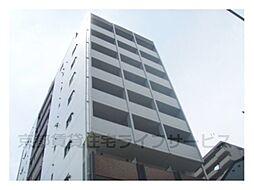 エステムプラザ京都烏丸五条607[6階]の外観