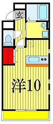 金太郎ヒルズ27[2階]の間取り