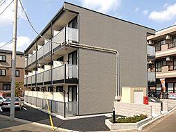 埼玉県さいたま市緑区東浦和9の賃貸マンションの外観