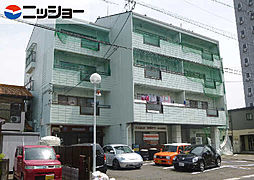 三浦シティーハイツ[4階]の外観