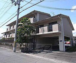 京都府京都市左京区上高野鷺町の賃貸マンションの外観