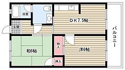 服部天神駅 5.4万円