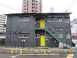 HAMOREBI kego[2階]の外観