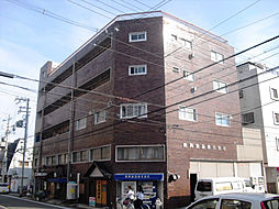 大西マンション[4階]の外観