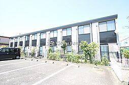 神奈川県綾瀬市深谷南3丁目の賃貸アパートの外観