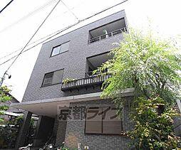 京都府京都市中京区西ノ京円町の賃貸アパートの外観